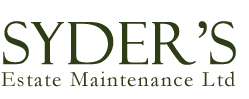 Syder's Estate Maintenance Ltd